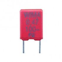 470nF 0.47uF 100V 5% Polyester Film Box Type Capacitor WIMA MKS2