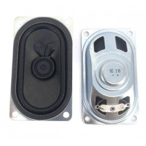 Loud Speakers 8Ω 3W 41x71mm