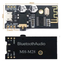 MH-M28 Wireless Bluetooth Audio Receiver Board Module