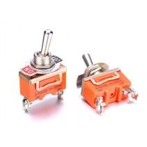 Toggle Switch SPST On-Off 15A 250V