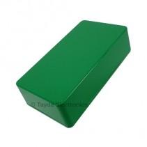 1590B Style Aluminum Diecast Enclosure Green