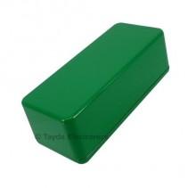 1590A Style Aluminum Diecast Enclosure Green