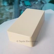 1590B Style Aluminum Diecast Enclosure CREAM