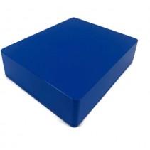 1590XX Style Aluminum Diecast Enclosure BLUE