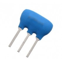 CERAMIC RESONATOR 4.000MHZ 3-PINS
