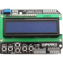 LCD 16X2 KeyPad Shield