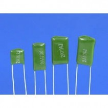 0.1uF 100V 5% JFA Mylar Film Capacitors