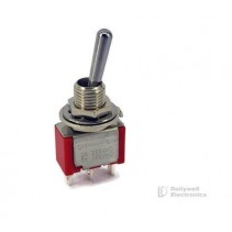 Mini Toggle Switch 1M Series SPDT On-On
