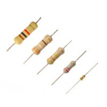0 OHM 1/4W 5% Carbon Film Resistor Royal OHM Top Quality