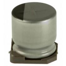 Chip E-Cap 1000uF 10V 105C 10x10mm NICHICON
