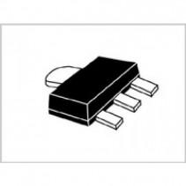 KTB1124B-RTF/P KTB1124 Transistor PNP 50V 3A KEC SOT-89