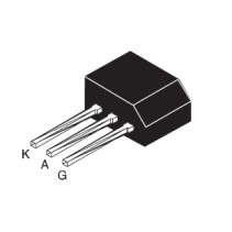 X0405MF X0405 Thyristor SCR 600V 4A TO-202-3