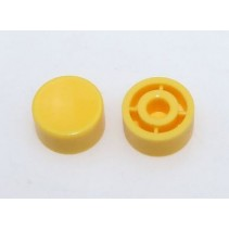 Tactile Switch Caps Yellow Color