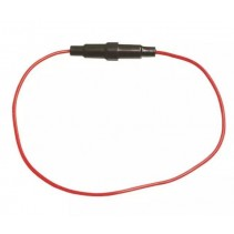 In-Line Fuse Holder For 5x20mm Fuses