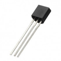 BC549 BC549C Transistor NPN 30V 0.1A ON SEMICONDUCTOR TO-92