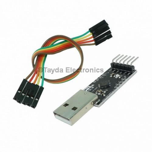 Bte cp serial converter usb to ttl ftdi uart
