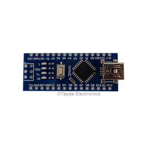 Nano controller compatible with arduino ch usb