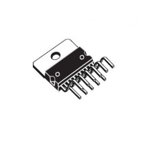 tda2009a tda2009 10  10w stereo amplifier ic