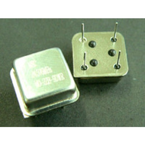Crystal Oscillator 14 318mhz on magnetic sensor circuit