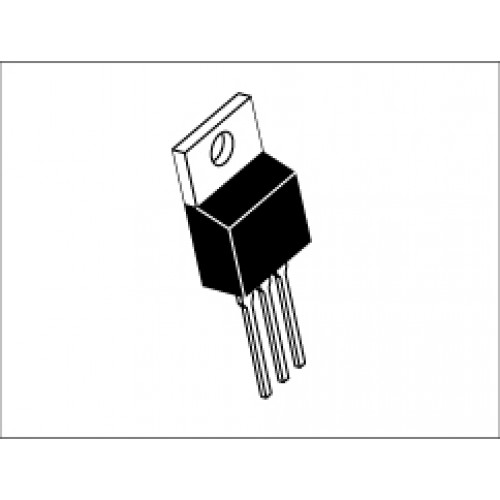 IRF510PBF IRF510 Power MOSFET N-Channel 5 6A 100V
