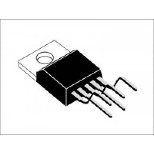 tda2040 audio amplifier ic