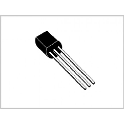 bc549 bc549b transistor npn 30v 0 1a low noise amplifier
