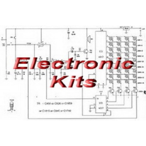 3rd Brake Light Flasher Kit K104