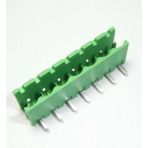 6 Pin Terminal Block Škoda 1j0973713: 6 Pin Male Plug-In Type Vertical Terminal Block 5mm Side