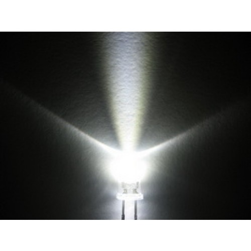 Image result for 5mm white led