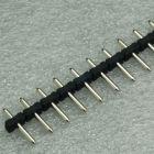 24 Pin 5.00mm Single Row Pin Header Strip