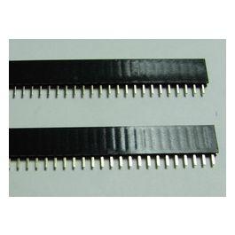 40 Pin 2.54mm Single Row Female Pin Header